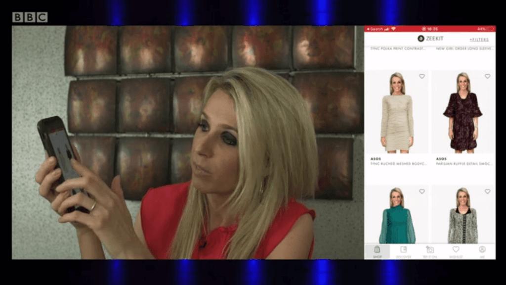 BBC Click the future of retail